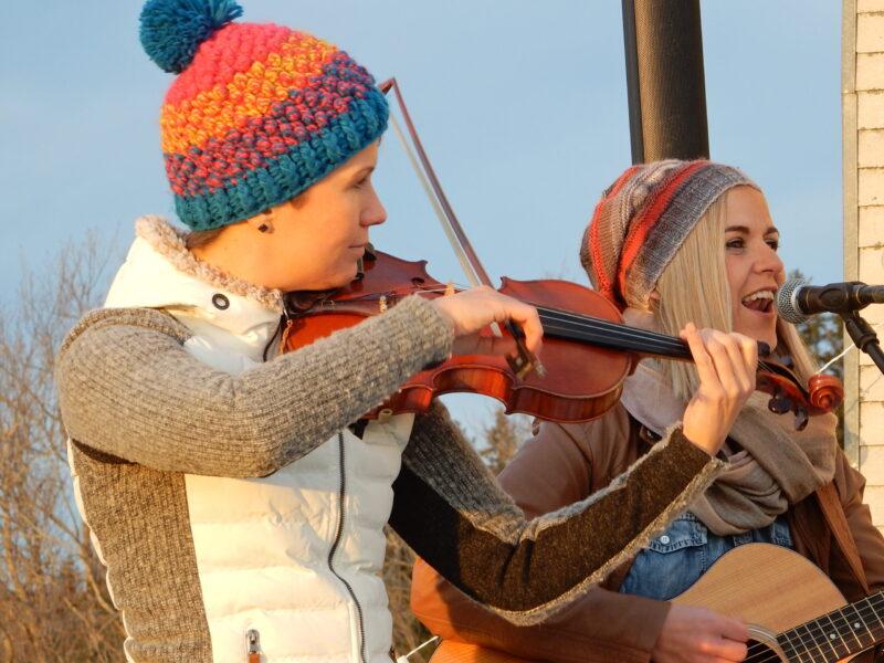 Akustik Trio, Akustikmusik, unplugged, Folk Country