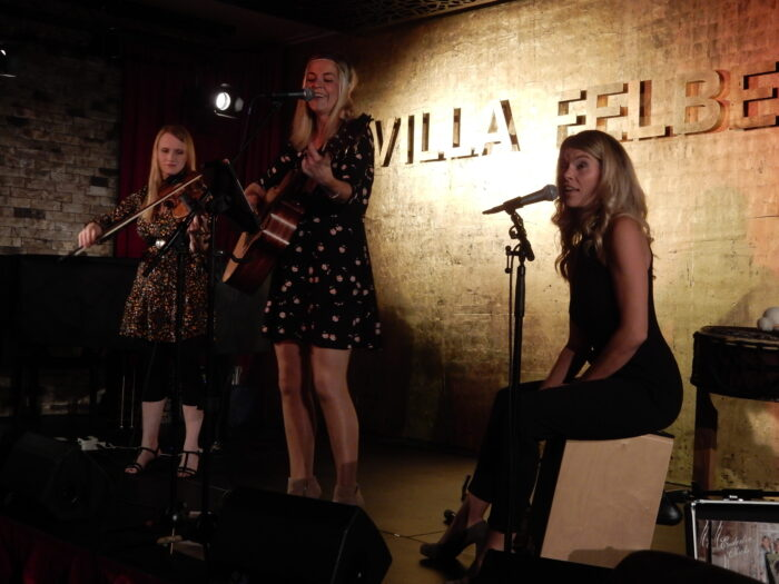 Enderlin Chicks Trio unplugged, Folk, Country