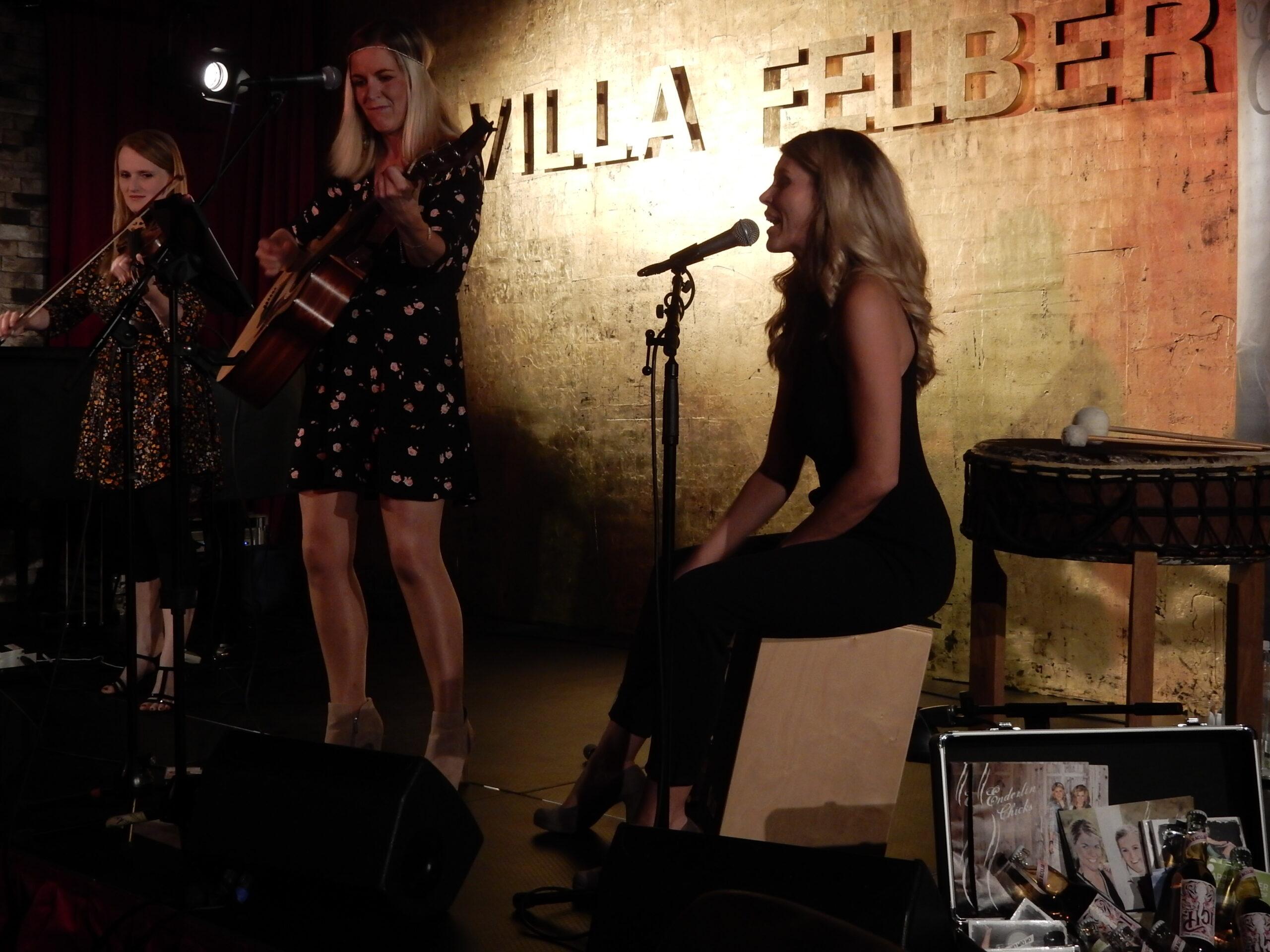 Enderlin Chicks Trio unplugged, Country, Folk